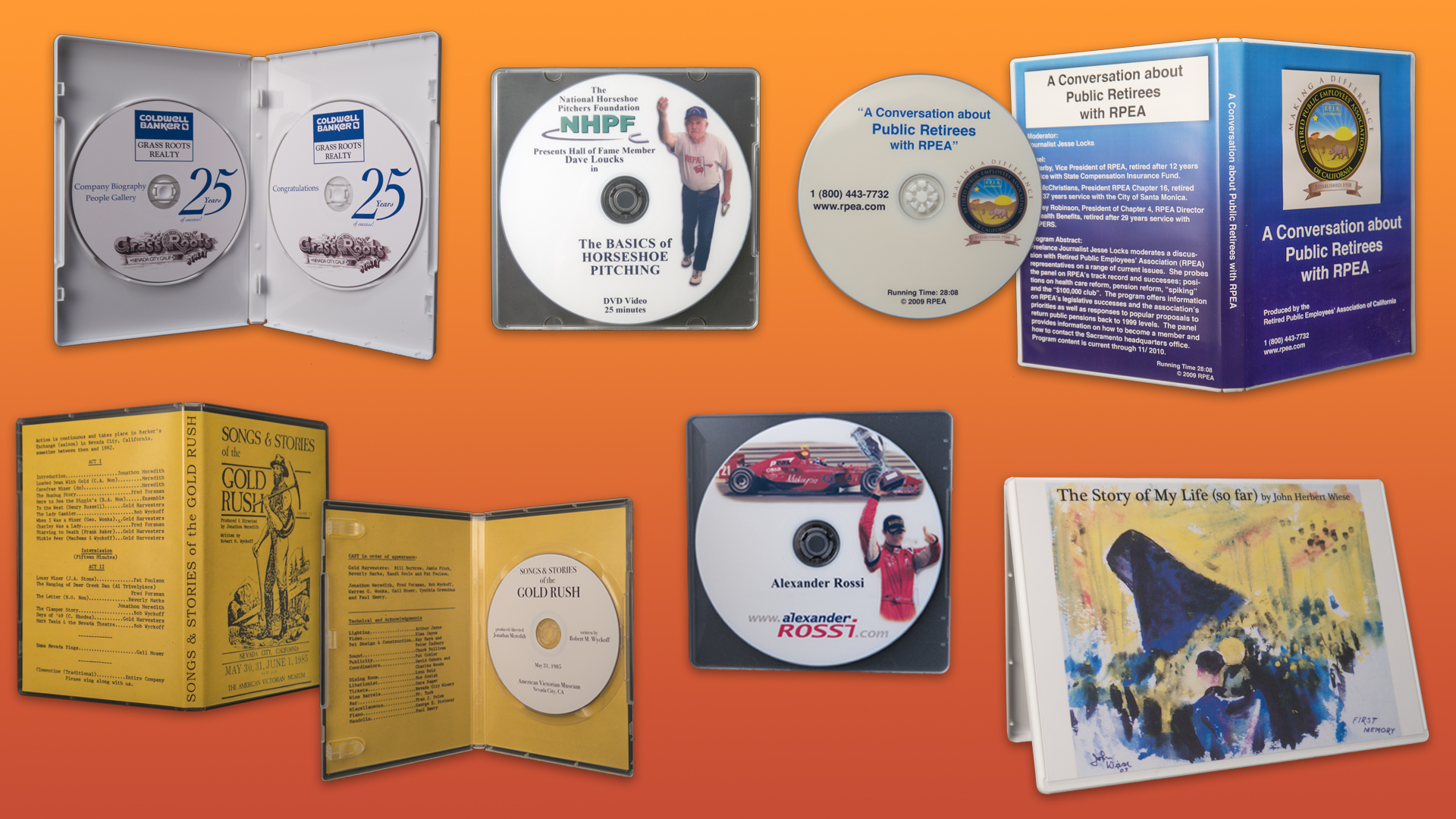 Dvd Cd Duplication Organic Media
